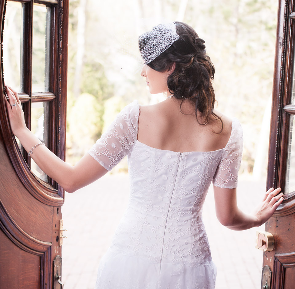 Idaho Utah Styled Bride Chateau