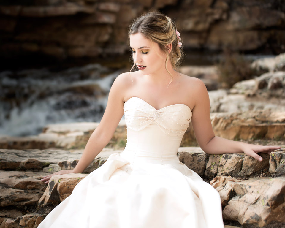 Idaho Utah Styled Bride Riverside