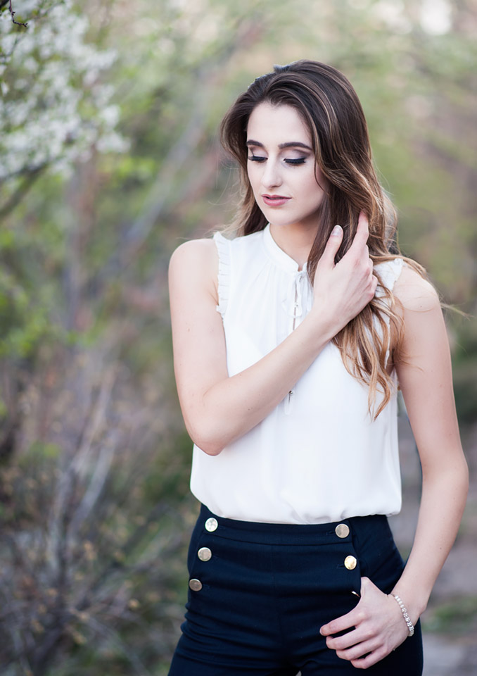 Idaho Utah Styled Senior